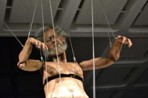 The artist as marionette